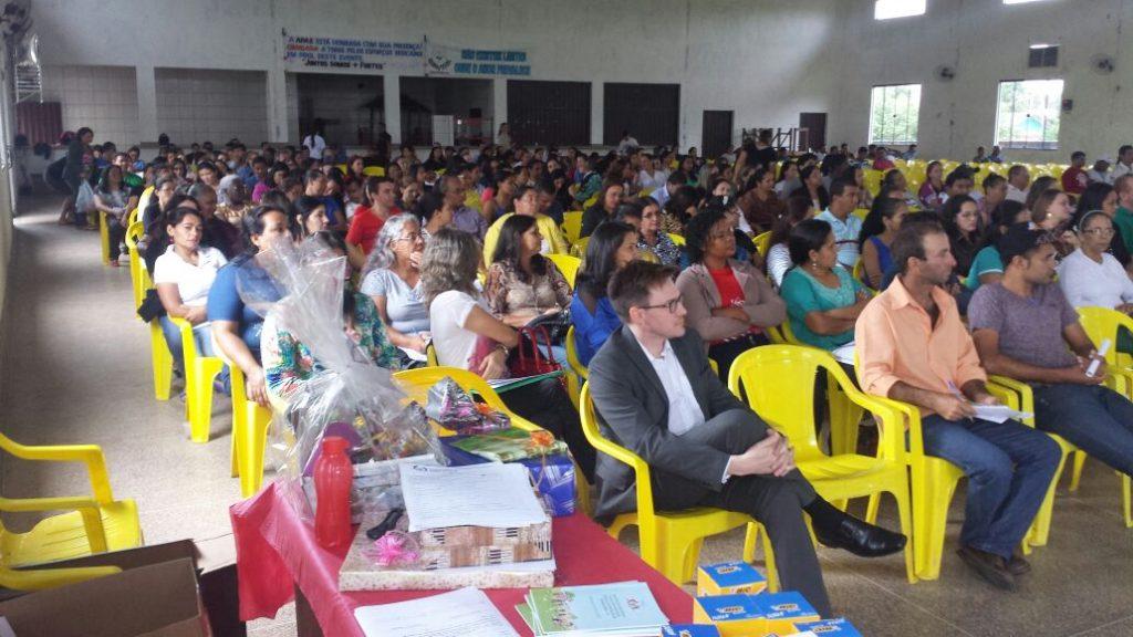 2° Conferencia dos Servidores Públicos Municipais de Seringueiras/RO